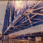 Calgary Bridges : Rail